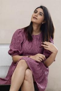 Actress Jia Sharma Pictures @ Kshana Kshanam Trailer Launch