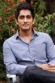 Actor Siddharth @ Jigarthanda Press Meet Stills