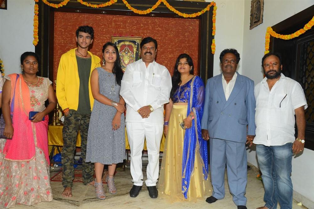 Jigel Raja Movie Opening Stills
