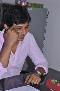 Tamil Actor Jiiva Press Meet Stills