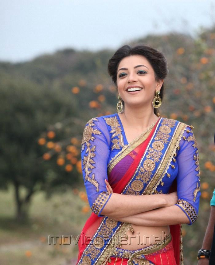 Jilla Movie Heroine Kajal Agarwal Hot