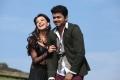 Vijay, Kajal Agarwal in Jilla Movie Latest Stills