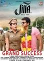 Kajal Agarwal, Vijay in Jilla Movie New Posters