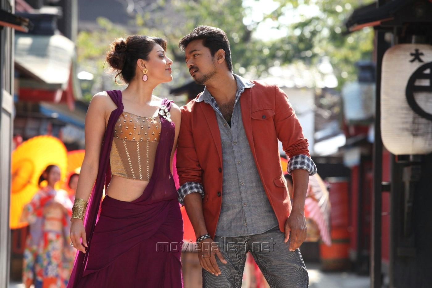 Kajal Agarwal Hot Images Without Dress - Telugumovie