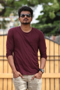 Tamil Actor Vijay in Jilla Movie Images