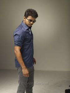 Actor Vijay in Jilla Movie Photo Shoot Images