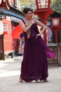 Actress Kajal Agarwal in Jilla Telugu Movie Photos