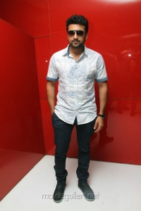 Suriya @ JK Enum Nanbanin Vaazhkai Audio Launch Stills