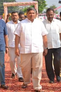 Modugula Venugopala Reddy @ JLE Cinemas Guntur Opening Photos