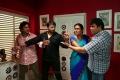 Ashutosh Rana, Prashanth, Devadarshini, Anandaraj in Johnny Tamil Movie Pictures