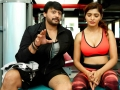 Prashanth, Sanchita Shetty in Johnny Tamil Movie Pictures