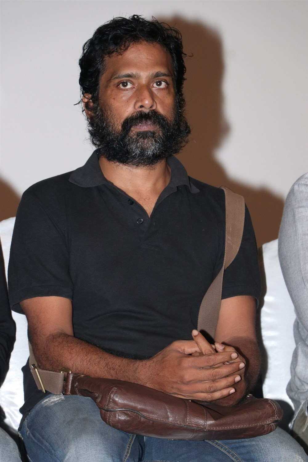 Hero Guru Somasundaram @ Joker Movie National Award Press Meet Stills