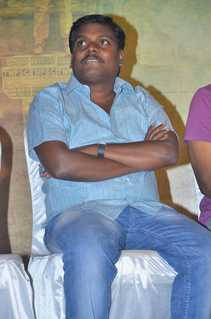 Lyricist Yugabharathi @ Joker Movie Press Meet Stills