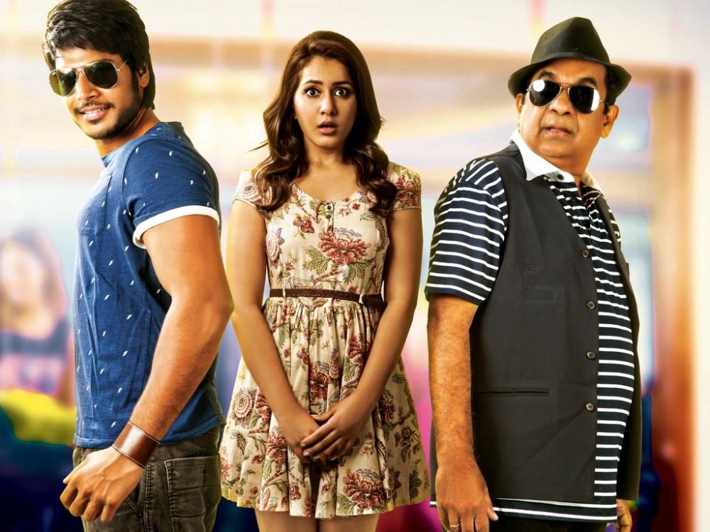 Sandeep, Rashi Khanna, Brahmanandam in Joru Movie Latest Images