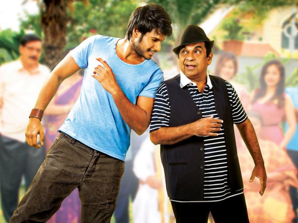 Sandeep, Brahmanandam in Joru Movie Latest Images