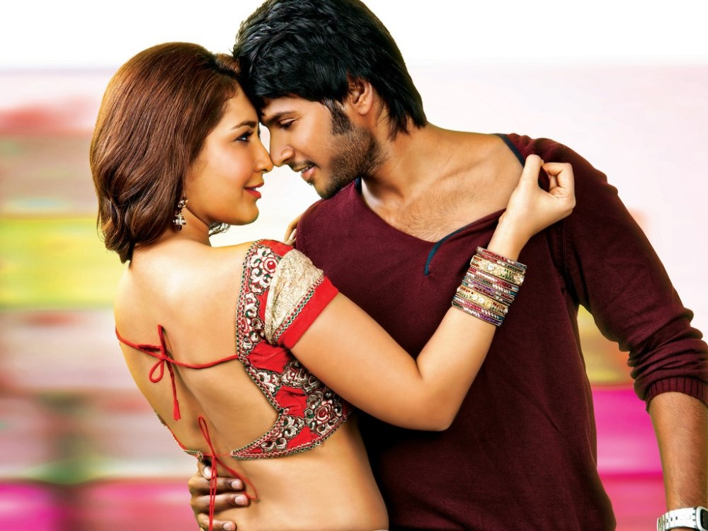 Rashi Khanna, Sandeep in Joru Movie Latest Images