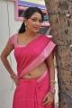 Actress Jothisha in Pink Saree Hot Pictures