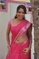 Tamil Actress Jothisha Hot Saree Stills