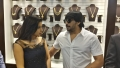 Prashanth & Sakshi Agarwal launches Joyalukkas Showroom at Velachery