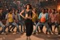 Actress Kajal Agarwal Hot Pics in Pakka Local Song from Janatha Garage