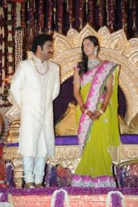 Jr NTR Lakshmi Pranathi Photos