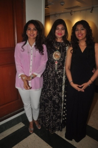 The Curse of the Winswoods Book Launched by Juhi Chawla