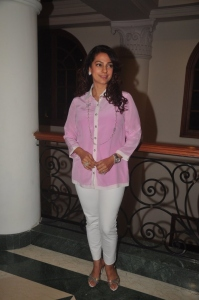 Juhi Chawla @ The Curse of the Winswoods Book Launch