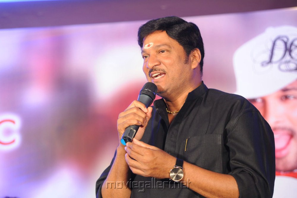 Rajendra Prasad at Julayi Platinum Disc Function Stills
