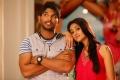 Allu Arjun and Ileana in Julayi Movie Stills