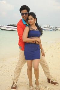 Allari Naresh, Swathi Dikshit in Jump Jilani Movie Stills