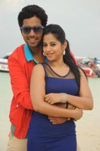 Allari Naresh, Swati Dixit in Jump Jilani Movie Stills