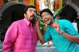 Posaani Krishna Murali, Allari Naresh in Jump Jilani Movie Stills