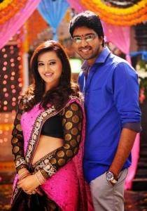 Allari Naresh, Isha Chawla in Jump Jilani Telugu Movie Photos