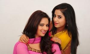 Isha Chawla, Swathi Dikshit in Jump Jilani Telugu Movie Photos