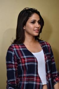 Actress Lavanya Tripathi @ Junior Kuppanna Restaurant Launch Raidurgam Photos