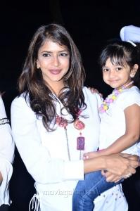 Lakshmi Manchu daughter Vidya Nirvanah @ Junior Kuppanna Restaurant Launch Raidurgam Photos