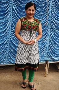 Kovai Sarala at JV Media Dreams Production Launch Photos