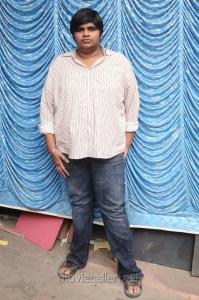 Karthik Subbaraj at JV Media Dreams Production Launch Photos