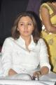 Actress Jwala Gutta in White Dress Images