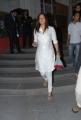 Actress Jwala Gutta in White Dress Photos