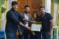 Sundeep Kishan, Arun Vijay, Shalini Pandey, Vijay Antony @ Jwala Movie Launch Stills