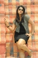 Telugu Actress Jyothi Latest Stills in Hot Short Dress