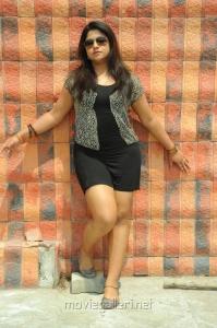 Jyothi Telugu Actress Hot Photos in Short Dress