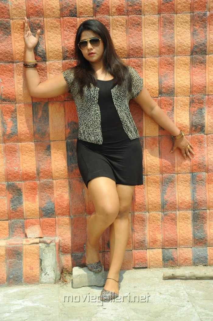 Picture 430074  Telugu Actress Jyothi Latest Stills in Hot Short ...