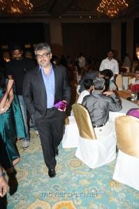 Ajith Kumar at Jyothi Krishna Aishwarya Wedding Reception Stills
