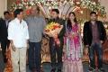 Rajini at Jyothi Krishna Wedding Reception Stills