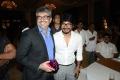 Actor Ajith & Vishnuvardhan at Jyothi Krishna Aishwarya Wedding Reception photos