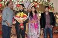 Rajinikanth at Jyothi Krishna Wedding Reception Stills