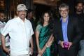 K.Bhagyaraj, Shalini, Ajith at Jyothi Krishna Aishwarya Wedding Reception Stills