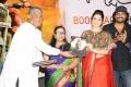 Tanikella Bharani, Charmi @ Jyothi Lakshmi Book Launch Stills